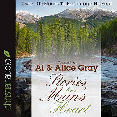 Stories for a Man's Heart audiobook cover art