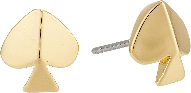 Finally resale start Kate Spade Max 40% OFF New York Studs Legacy Earrings Logo