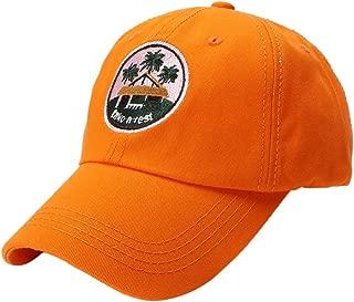 Amazon.es: Naranja - Gorras de béisbol / Sombreros y gorras: Ropa
