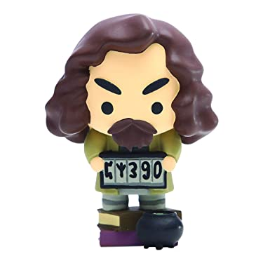 Enesco Wizarding World of Harry Potter Charms Collection Series 3 Sirius Black Prisoner Figurine, 3.23 Inch, Multicolor