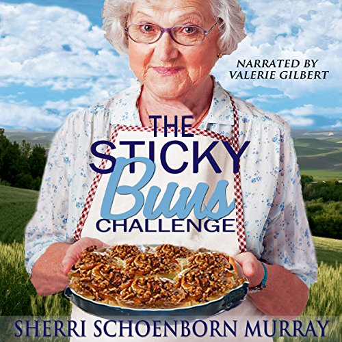 The Sticky Buns Challenge cover art