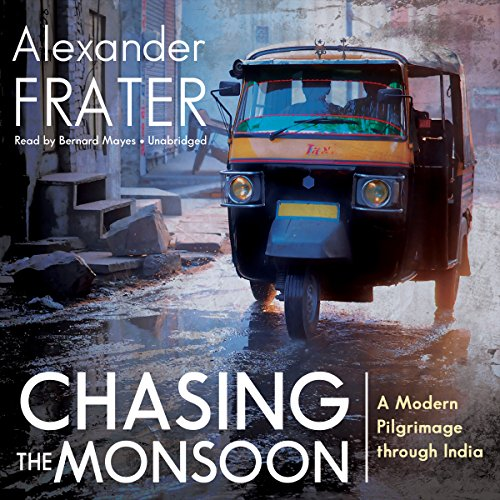 Chasing the Monsoon audiobook cover art