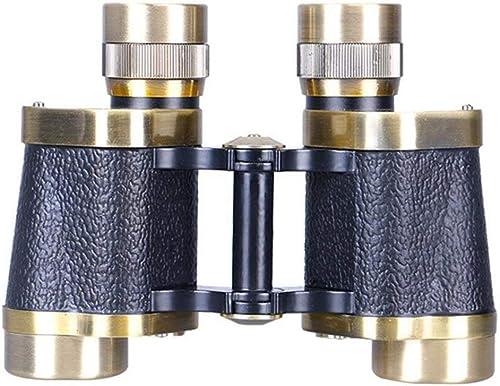 ZBHW Jumelles, 8X30 HD Jumelles Télescope Marine Jumelles Portée avec Faible Luminosité, Vision Nocturne, Rangée de Coordonnées, Antichoc, Observation des Oiseaux