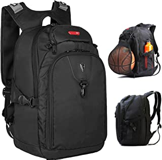 Victoriatourist Extra Large Expandable Laptop Backpack 3 Compartments Fits Macbook Pro 16-inch Laptops and Ipad/surface (16, Black)