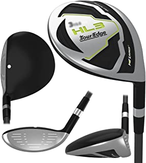 Tour Edge Golf- Hot Launch 3 Draw Fairway Wood