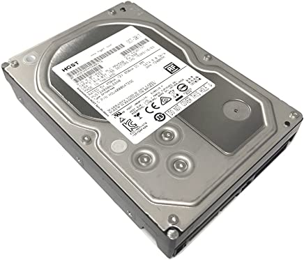 $74 Get HGST Ultrastar 7K4000 HUS724040ALE640 (0F14683) 4TB 64MB Cache 7200RPM SATA 6.0Gb/s 3.5in Internal Enterprise Hard Drive (Renewed) -w/3 Year Warranty