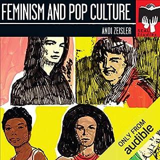 Feminism and Pop Culture audiobook cover art