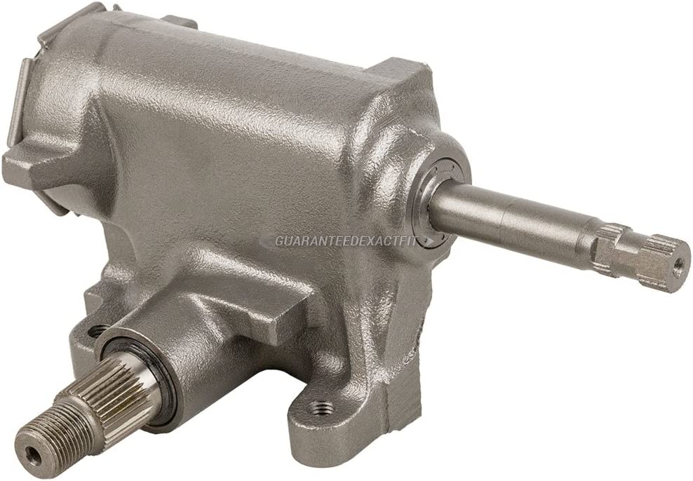 Remanufactured Manual 1 year warranty Steering Gear Box Chevy GMC For Max 48% OFF Gearbox G-