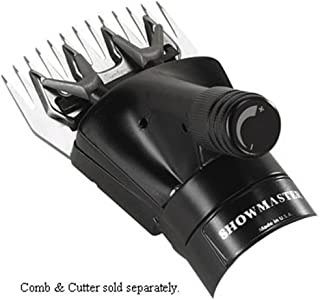 Oster Replacement Shear Head for ShowMaster, ShearMaster, and ClipMaster Machines, 3 Inch (078153-313-000)