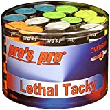 Pro Pros 60 Overgrip Lethal Tacky Profile Colored