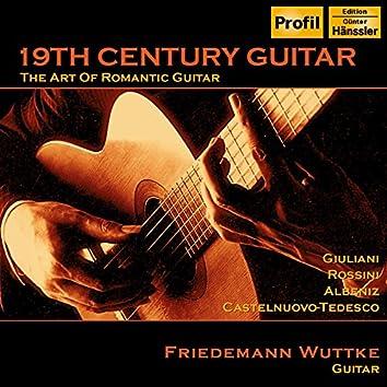 19th Century Guitar: The Art of Romantic Guitar