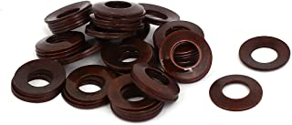 uxcell 35.5mm Outer Dia 18.3mm Inner Diameter 2mm Thickness Belleville Spring Washer 5pcs