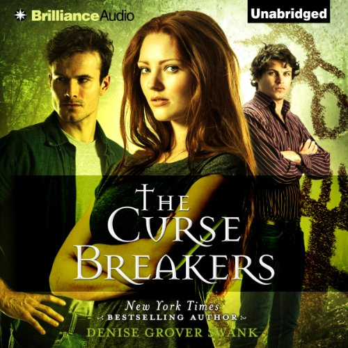 The Curse Breakers audiobook cover art