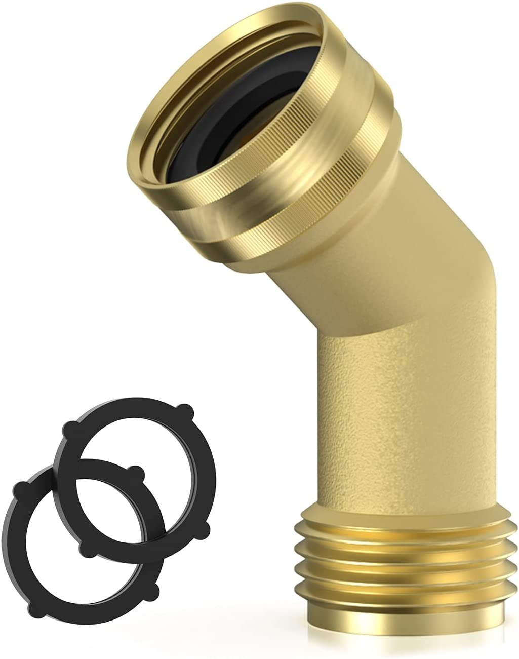 FRIZZLIFE Garden Hose New Ranking TOP16 life Elbow Connector Brass Adapter