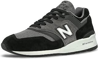Best new balance 997 grey black Reviews