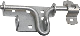 National Hardware N262-147 V1134 Sliding Bolt Door and Gate Latch in Galvanized