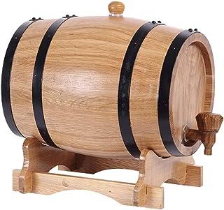 Vinification Tonneau De Vin Distributeur De Tonneau De Whisky Tonneau De Vin Tonneau D'eau Baril De Boisson De Table (Colo...