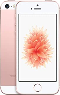 Apple iPhone SE, 32GB, Rose Gold - For AT&T / T-Mobile (Renewed)
