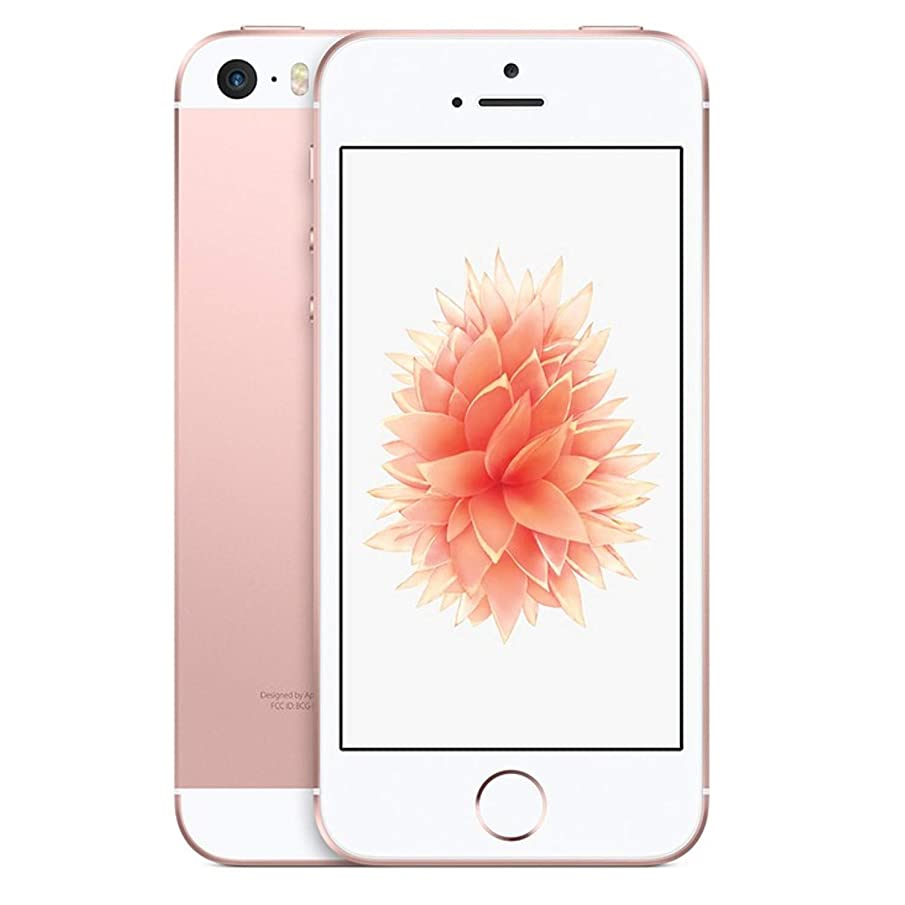 Apple iPhone SE a1662 64GB LTE CDMA/GSM Unlocked (Renewed)