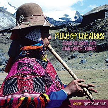 Flute Of The Andes Vol 1 Quena (Andean Flute)
