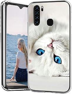 Bakicey Z17 Coque de Protection Ultra Fine en Silicone Souple pour iPhone XS Transparent