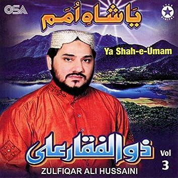 Ya Shah-E-Umam, Vol. 3