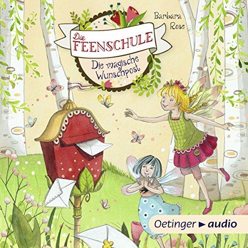 Die magische Wunschpost audiobook cover art