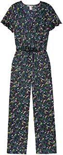 VICTORIA'S SECRET (ヴィクトリアシークレット) サテン パジャマ ジャンプスーツ オールインワン Satin Ruffle Jumpsuit [並行輸入品]