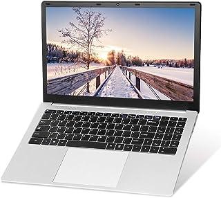 Intel J3455 Quad Core CPU, ordenador portátil de 15,6 pulgadas, Windows 10 Pro, 8 GB de RAM, 128 GB SSD, Full HD 1920 x 10...