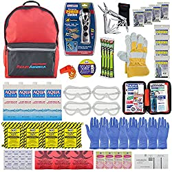 Get Emergency Kit 4 Person Backpack (AFFILIATE)