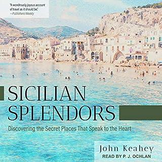 Sicilian Splendors audiobook cover art