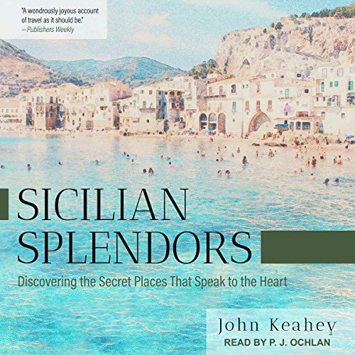 Sicilian Splendors audiobook cover art