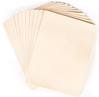 Bekith Double Sides 12 Sheets 20cm x 15cm Tattoo Practise Skins for Beginners and Experienced Artists