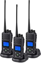 most powerful handheld 2 way radio