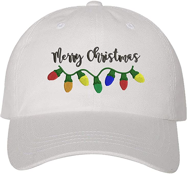 Prfcto Lifestyle Merry Christmas Baseball Hat - Christmas Party Cap