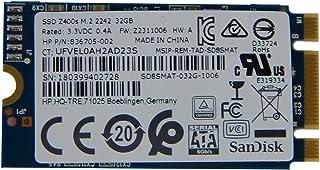 HP 32GB Z400s M.2 2242 SSD mSATA Drive 836705-002 SanDisk Z400s SSD