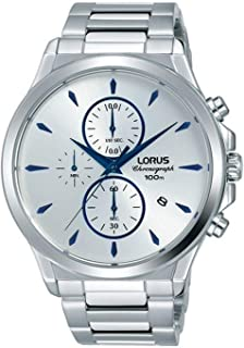 Lorus Watch for Men - Analog Stainless Steel Strap - RM399EX9