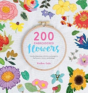Best flower embroidery patterns Reviews
