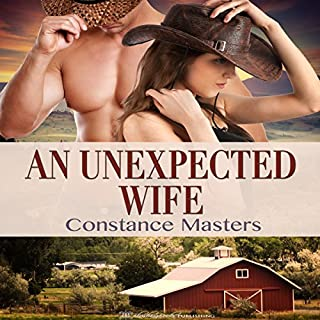 An Unexpected Wife audiobook cover art