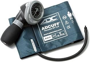 American Diagnostic Corporation Diagnostix 703 Palm Aneroid Sphygmomanometer Medium Teal Adult