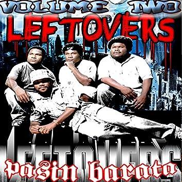 "Leftovers Band Vol. 2 ""Pasin Barata"""