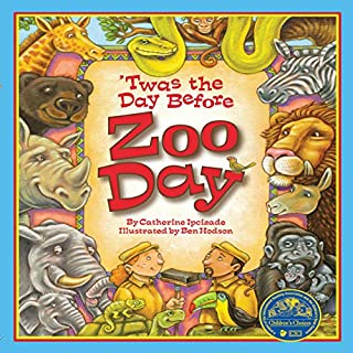 'Twas the Day Before Zoo Day cover art