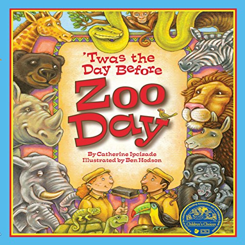 'Twas the Day Before Zoo Day  Audiolibri