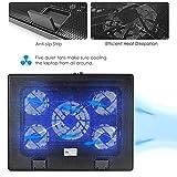 Immagine 1 mvpower base raffreddamento notebook supporto