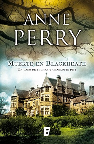 Muerte en Blackheath (Inspector Thomas Pitt 29) eBook: Perry, Anne: Amazon.es: Tienda Kindle