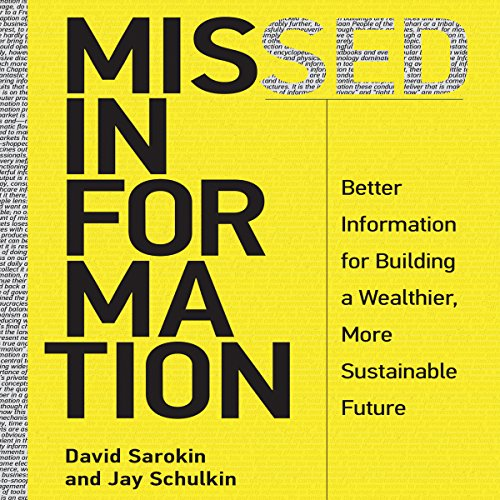 Missed Information audiobook cover art
