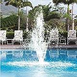 Hydrotools Model 8597 Grecian Triple Tier Pool Fountain