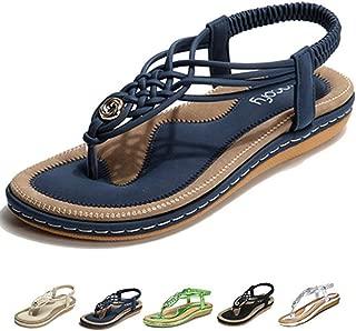 Best womens navy blue sandals Reviews