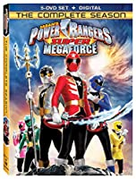 Power Rangers Super Megaforce: the Complete Season [DVD] [Import]