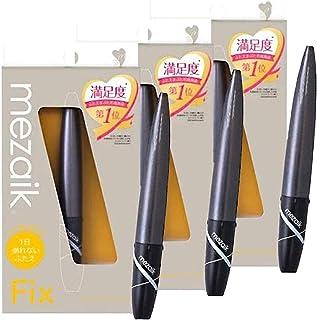 《セット販売》 アーツブレインズ メザイク フィクス 二重キープ下地剤 (1.6ml)×3個セット ふたえまぶた化粧品 mezaik Fix